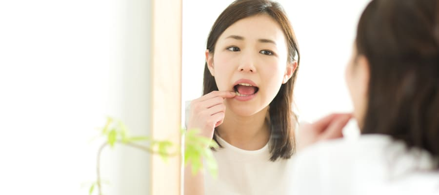 歯石の予防法