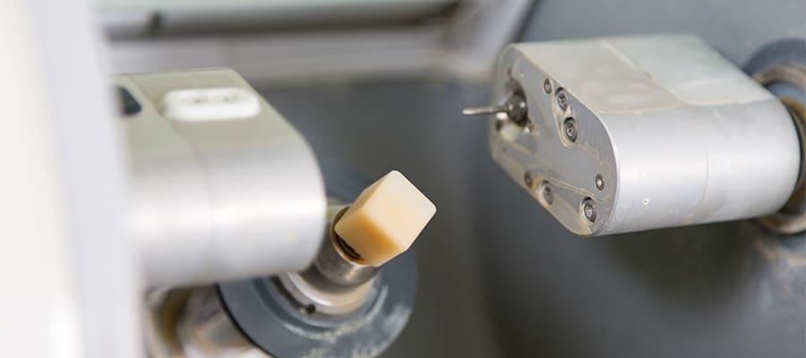 CAD/CAMは歯科医院でも使われている