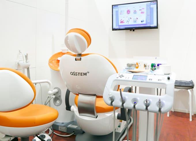 江東区東雲、豊洲の歯医者のキャナルコート歯科クリニック ユニット
