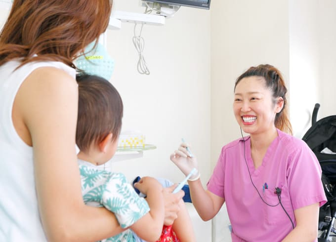 江東区東雲、豊洲の歯医者のキャナルコート歯科クリニック カウンセリング